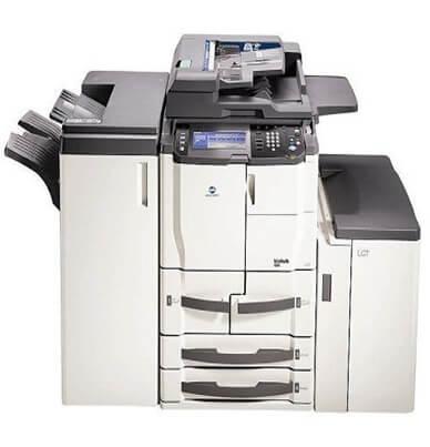 Photocopier dealers in Pakistan Konica Minolta 600, Konica Minolta bizhub 600