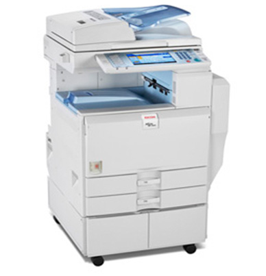 Rent Photocopier in karachi Ricoh 4001, Ricoh Aficio 4001