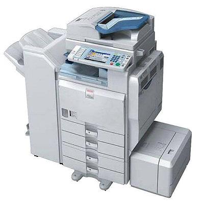 Photocopier on rent Ricoh MP 5000, Ricoh Aficio MP 5000