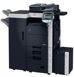 Photocopier machine trader in Karachi Konica Minolta Bizhub 652, Konica Minolta bizhub 652