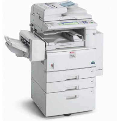 Rental Copier In Karachi Ricoh 3035 Copier House