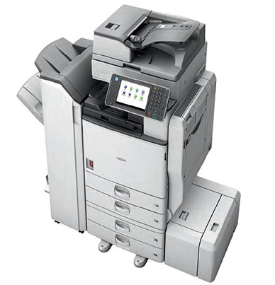 Photocopier Rental Ricoh 4002, Ricoh Aficio MP 4002