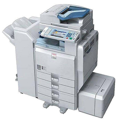 Photocopier on rent Ricoh MP 5000, Ricoh Aficio MP 5000