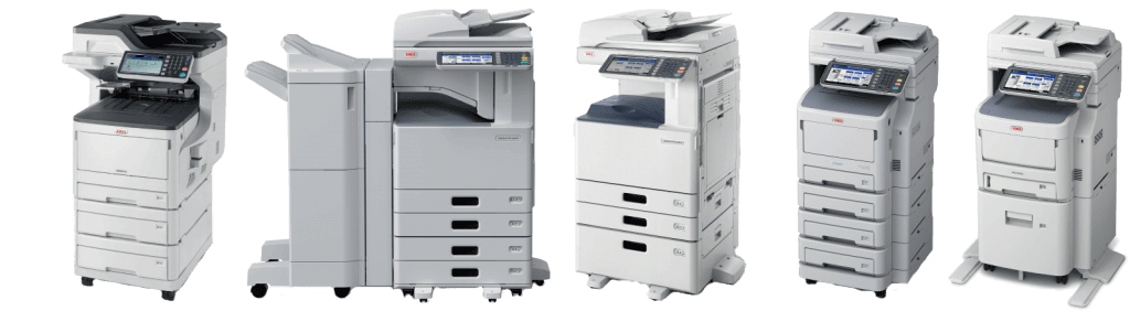 Photocopier On Daily, Weekly, Or Monthly Rental Basis