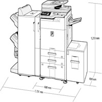 Size-and-Dimensions-of-Photocopier